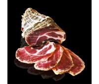 Шейка свиная сыровяленая «Коппа»