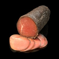 Говядина сыровяленая «Брезаола»
