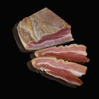 Грудинка свиная сыровяленая «Панчетта»